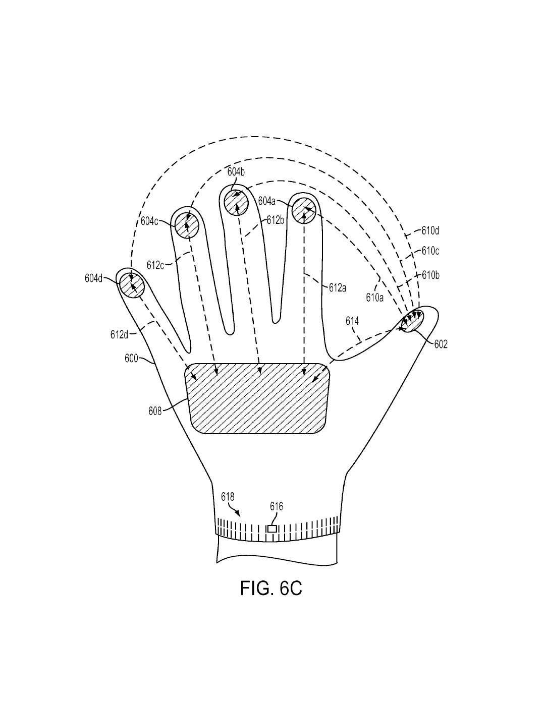 Sony Files Three Patents For Glove Controller For Use With