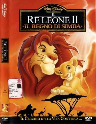 Il re leone 2 - Il regno di Simba (1998).Dvd5 Custom - ITA