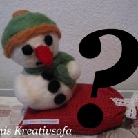 Filzen: Herr Schneemann & die Weihnachtsüberraschung