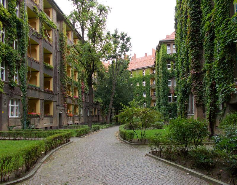 Berlin  Wohnhuser Reformzeit und Moderne  Deutsches