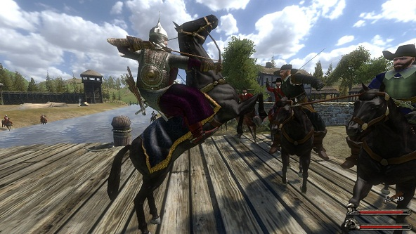 Mount and Blade - With Fire and Sword Full Türkçe İndir