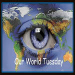 Projektbutton Our World Tuesday