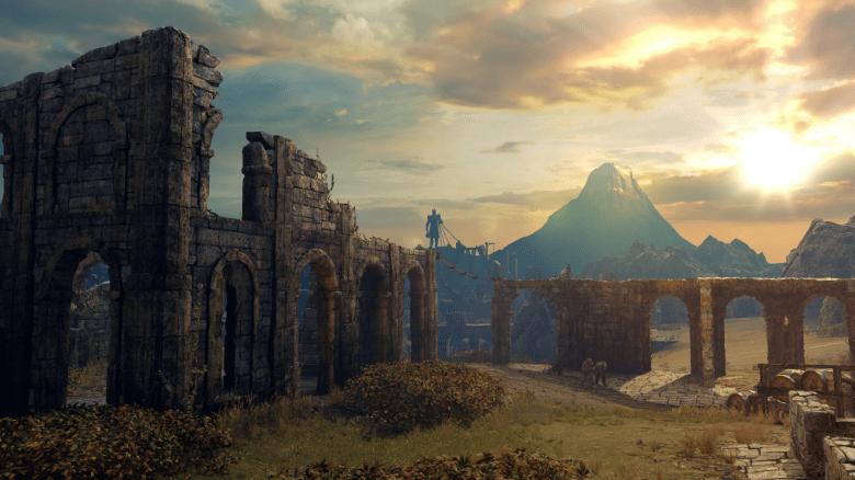 Resultado de imagen de shadow of mordor ruins