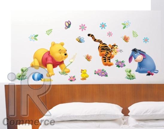 Winnie Pooh Wandtattoo | Winnie The Pooh Wandtattoo ...