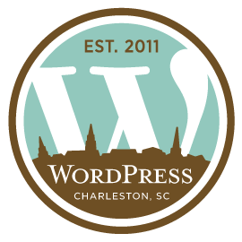 WordPress Charleston Logo