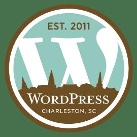 WordPress Charleston Logo