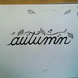 inked sketch