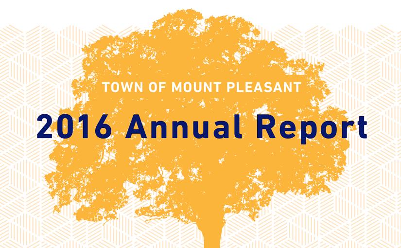 Mount Pleasant Annual Report