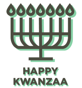kwanzaa candle graphics