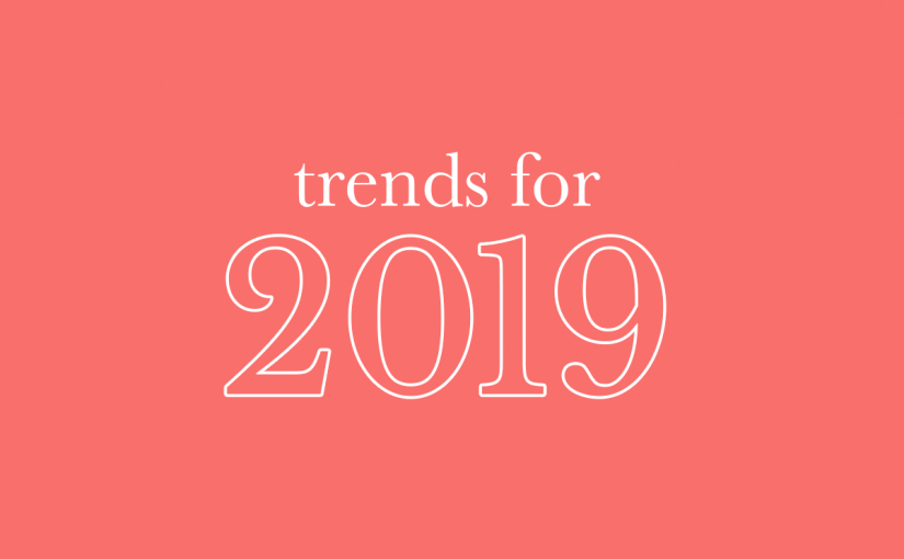 Graphic Design Trends for 2019