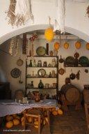 Old dining room - Mangiapane Cave, Custonaci