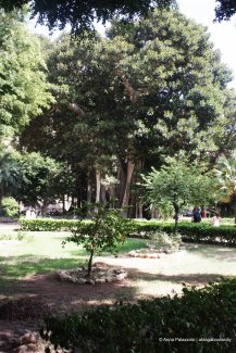 Giardino Garibaldi a Palermo
