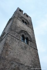Bell tower of cathedral in Erice