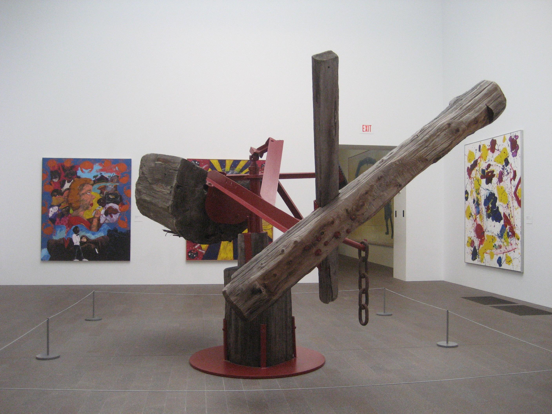 De Young Sculpture