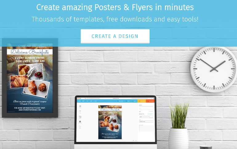 how entrepreneurs use postermywall