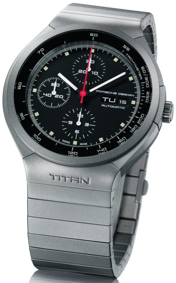 Porsche Design Heritage P'6530 Watch Ablogtowatch