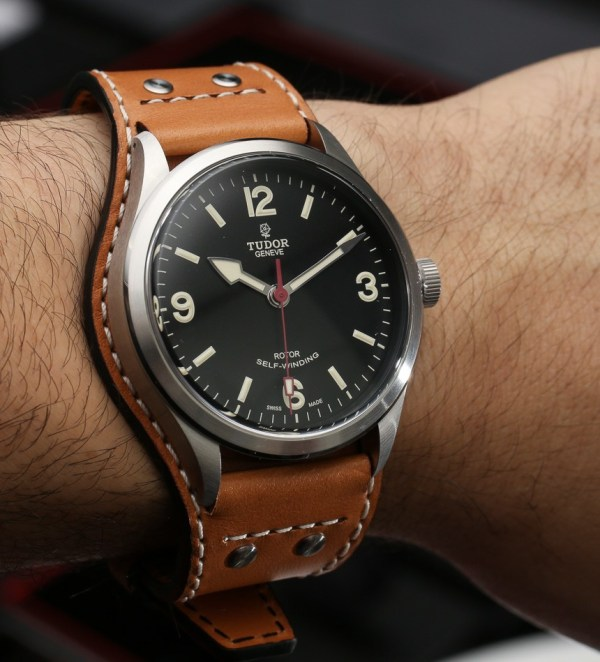 Tudor Heritage Ranger 79910 Watch For 2014 Hands-On ...