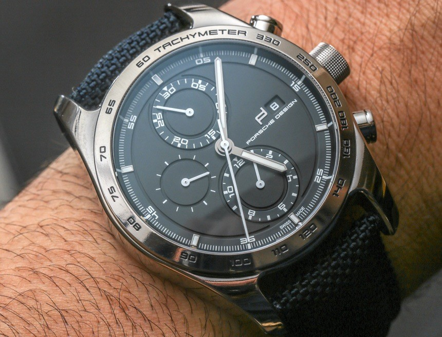 Porsche Design Chronotimer Series 1 Watch Review  Page 2