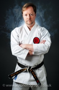 Karate instructor by ABLPhotography-1
