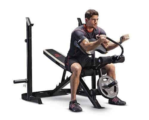Best 10 Adjustable Weight Bench Reviews Amp Buyer S Guide 2017