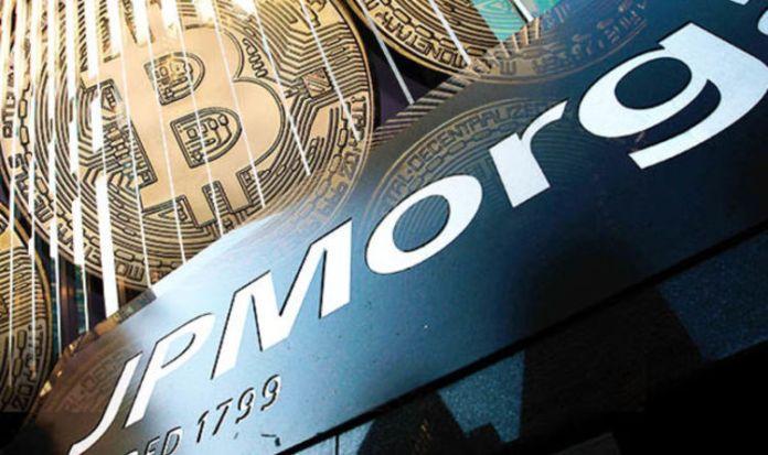 bitcoin-JP Morgan