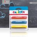 CARIOCA ERASER TRIOLONG BLISTER 3 PC
