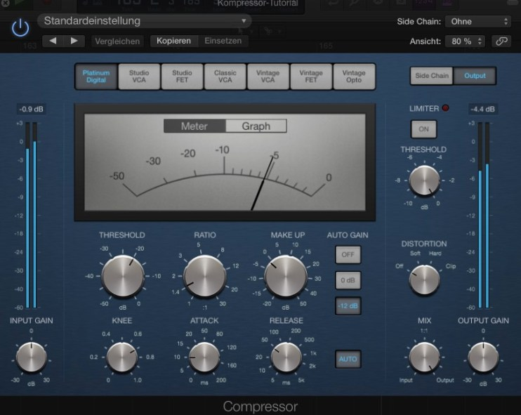 Audio Kompressor Workshop