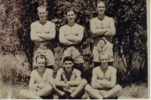 Tigers Basketball Team 1944