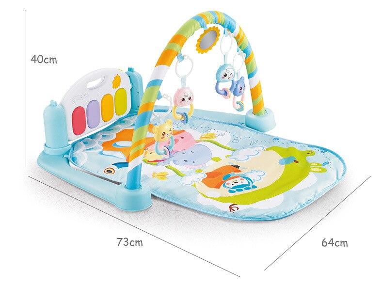 tapis d eveil piano pour bebe 4 en 1 abm shopping