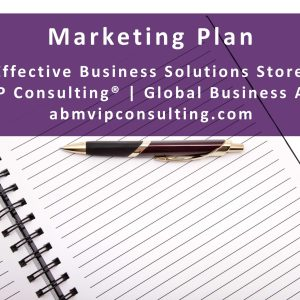 Professional Marketing Plan