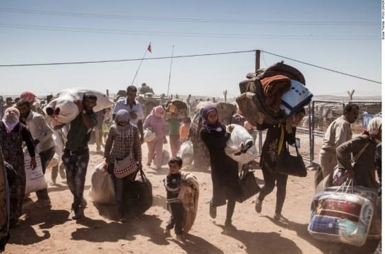 Refugees Global Trends 2014