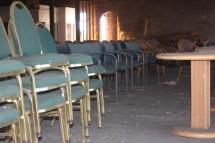 Abandoned Hotel And Ballroom