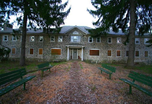 Sleighton Farm School Pa