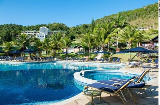 Infinity Blue Resort & Spa em Balneário Camboriú