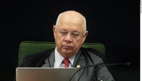 Ministro Teori Zavascki do STF