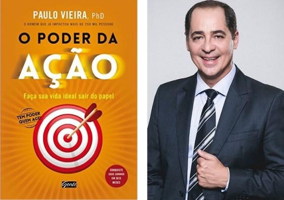 Livro O Poder da Ação do Master Coach Paulo Vieira