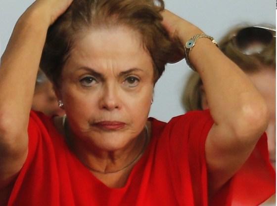 Dilma Rousseff: Hoje Ré, Amanhã Ex