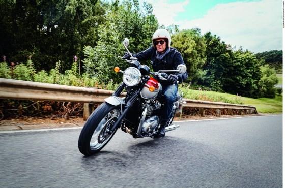 Motocicletas Clássicas Triumph