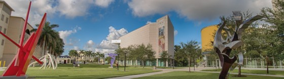 The Patricia & Phillip Frost Art Museum at Florida International University