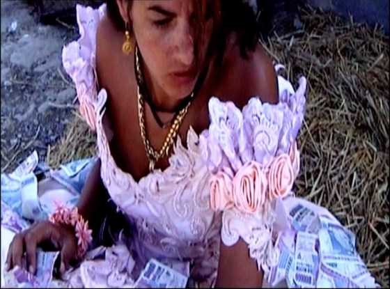 Tracey Emin - Sometimes the Dress is Worth More Money than the Money, 2000-01