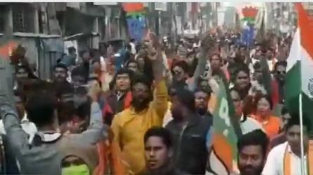रैली के दौरान उठाए गए 'गाली मारो' नारे से टीएमसी दूर है, पार्टी इसका समर्थन नहीं करती है : कुणाल घोष