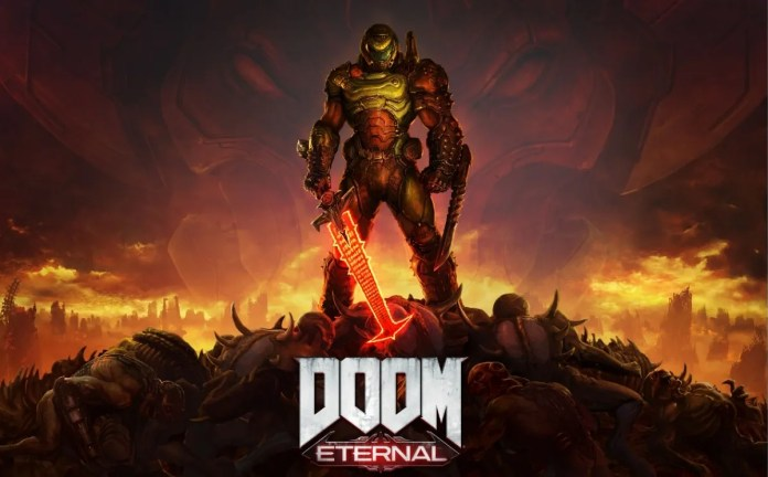 DOOM Eternal Update 1.005 Patch Notes