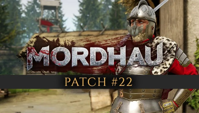 MORDHAU Sept. 17 Update Patch Notes