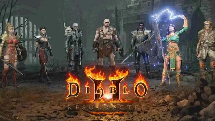 Diablo 2 Resurrected Update 10.15 Patch Notes