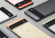 Google Pixel 6 series launch date revealed