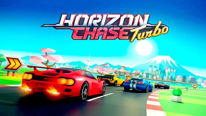 Horizon Chase Turbo Patch Notes Update 2.00