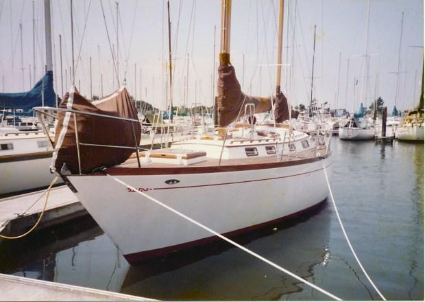 Astraea Port Bow