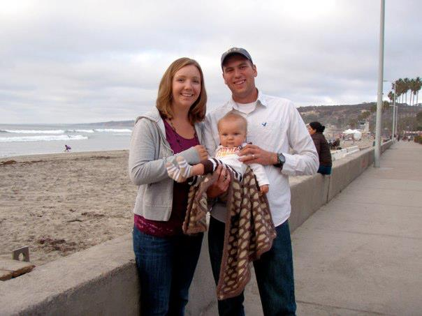 Before Thanksgiving we went to La Jolla for Thanksgiving Dinner