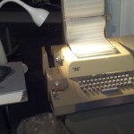 Holy Moly, a Teletype!