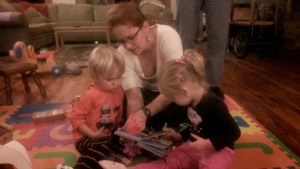 Storytime with Aunt Lizze